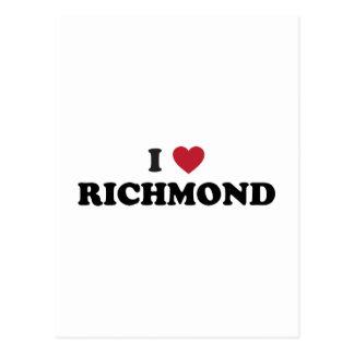 Postal Amo Richmond Virginia