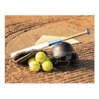 Postal Amo softball