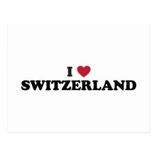 Postal Amo Suiza
