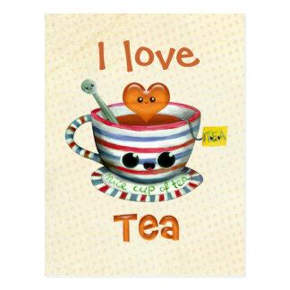 Postal Amo té
