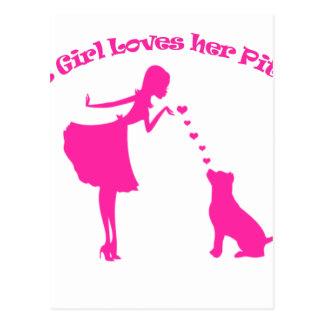 Postal amor pitty