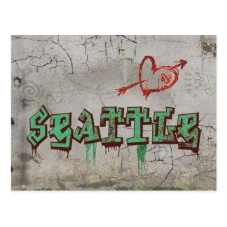 Postal Amor Seattle