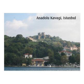 Postal Anadolu Kavagi, Estambul