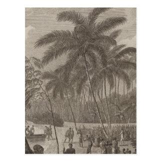 Postal Anamooka, Tonga