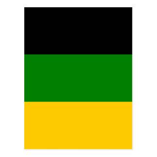 Postal ANC africana Suráfrica del congreso nacional