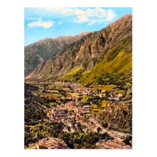 Postal Andorra, panorama
