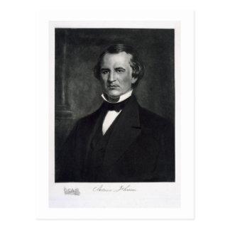 Postal Andrew Johnson (1808-75), 17mo presidente de la