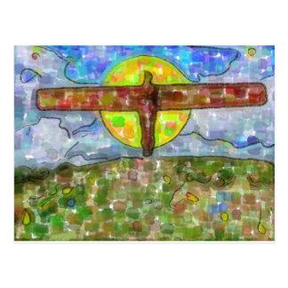 Postal ángel (watercolour)