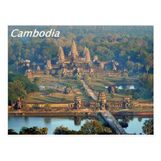 Postal - Angkor-WAT-Angie.