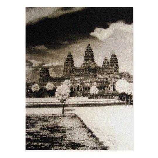 Postal Angkor Wat Camboya