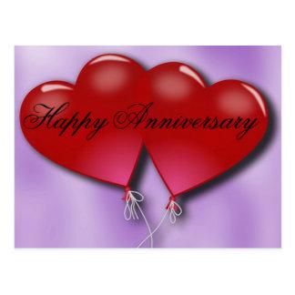 Postal Aniversario feliz