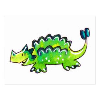 Postal Ankylosaurus