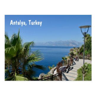 Postal Antalya, Turquía