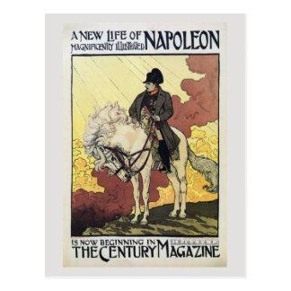 Postal Anuncio Napoleon de la revista de la época de la