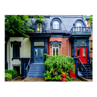 Postal Apartamento Montreal