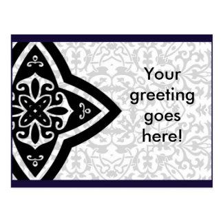 Postal árabe oriental