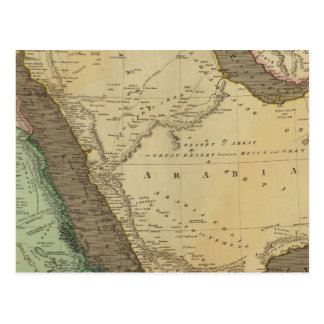Postal Arabia, Egipto, Nubia