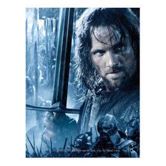 Postal Aragorn contra Orcs