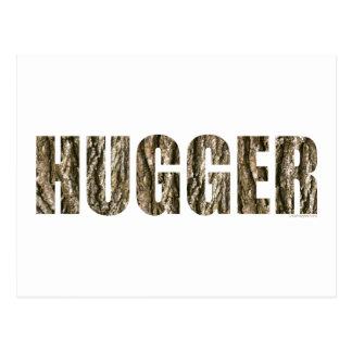 Postal Árbol Hugger