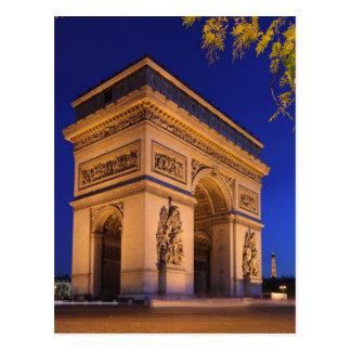 Postal Arc_Triomphe