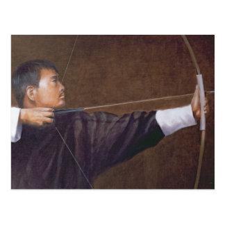 Postal Archer Bhután