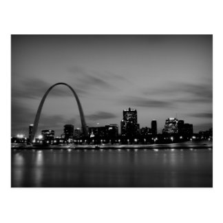 Postal Arco de St. Louis