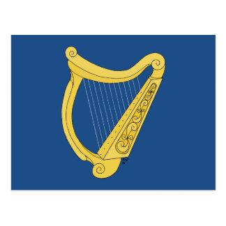 Postal Arpa irlandesa