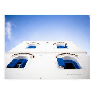 Postal Arquitectura, Kairouan, Túnez, África