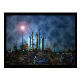 Postal Arte de la fotografía de Bahrein
