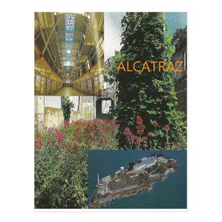 Postal Artículo del viaje de Alcatraz