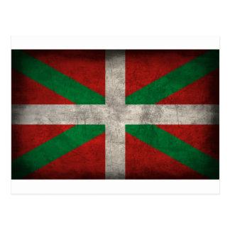 Postal artículos políticos, basque/palesinian