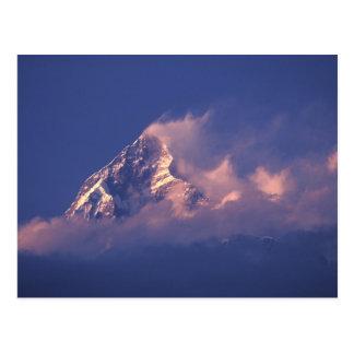 Postal Asia, Nepal. Machhapuchhare