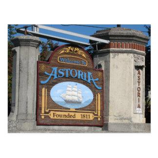 Postal Astoria, Oregon