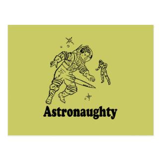 POSTAL ASTRONAUGHTY