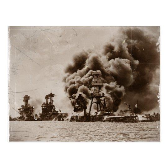 Postal Ataque contra Pearl Harbor