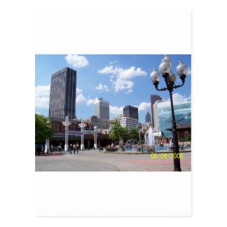 Postal Atlanta