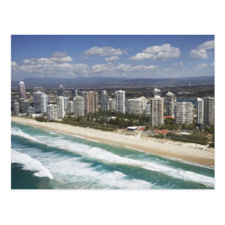 Postal Australia, Queensland, Gold Coast, playa principal