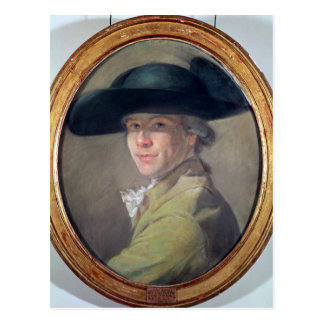Postal Autorretrato, c.1780