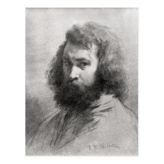 Postal Autorretrato, c.1845-46