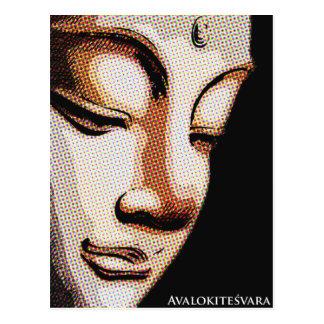 Postal Avalokitesvara