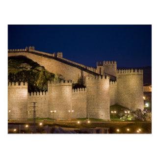 Postal Ávila, Castile y León, España