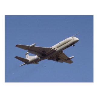 Postal Avión británico de Reconnaisance del Nimrod