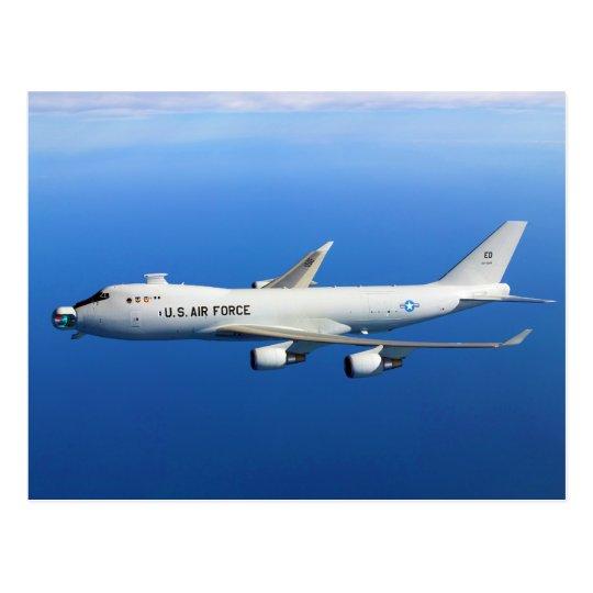Postal Aviones aerotransportados del laser de YAL-1A en