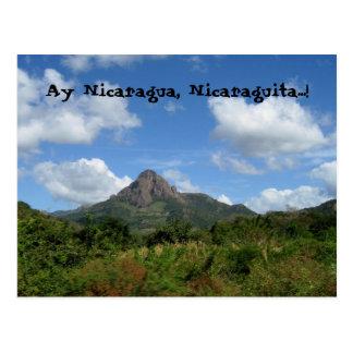 Postal ¡Ay Nicaragua, Nicaraguita…!