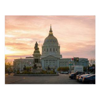 Postal Ayuntamiento San Francisco