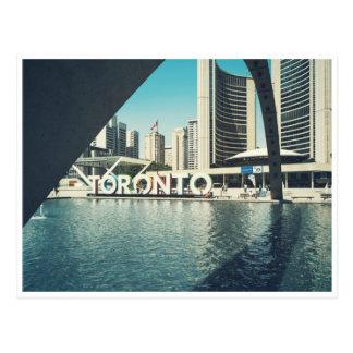 Postal Ayuntamiento Toronto