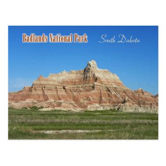Postal Badlands parque nacional, Dakota del Sur