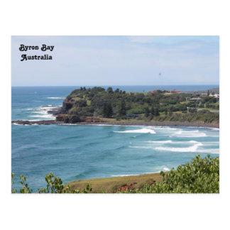 Postal Bahía de Byron, Nuevo Gales del Sur, Australia