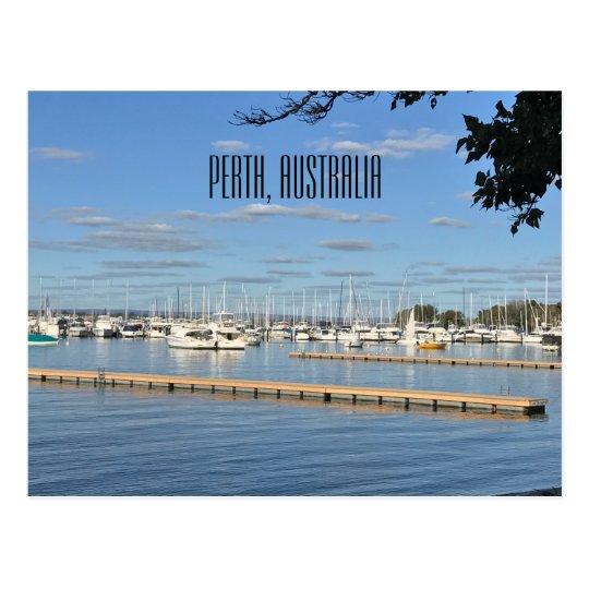 Postal Bahía de Matilda, Perth, Australia