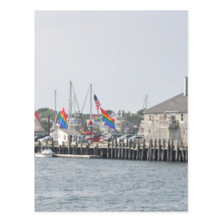 Postal Bahía de Provincetown